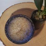 Aromatic bath soak Open